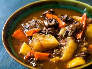 It's Chilly Outside…Time for Stew!