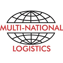 Multi National Logistics Logo