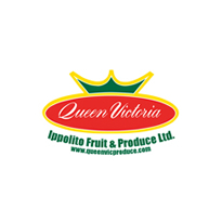 Queen Victoria Ippolito Fruit and Produce Logo