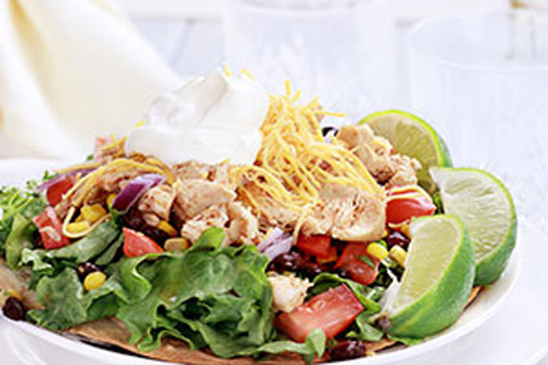Barbecue Ranch Salad