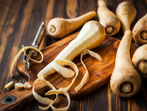 All about parsnips!