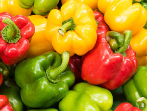 All about peppers