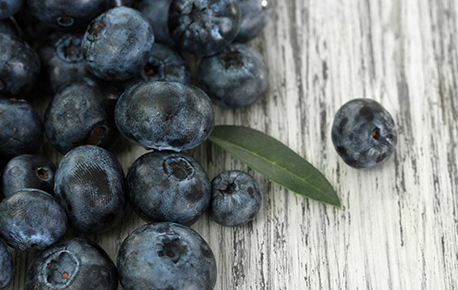 Blueberries also freeze well. Wash first and make sure they are completely dry before freezing.