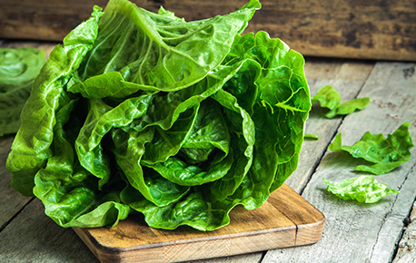 Try adding lettuce to your next soup or stir-fry!