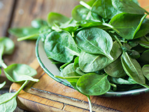All about spinach!