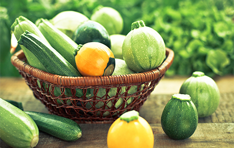 Zucchini has such a delicate and subtle flavour that it lends itself well to a variety of dishes, including baked goods.