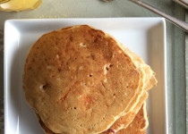 Carrot and Apple Pancakes