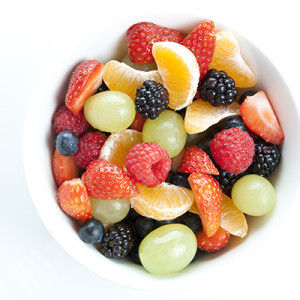 Salade de fruits simple