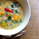 Coconut Squash Soup