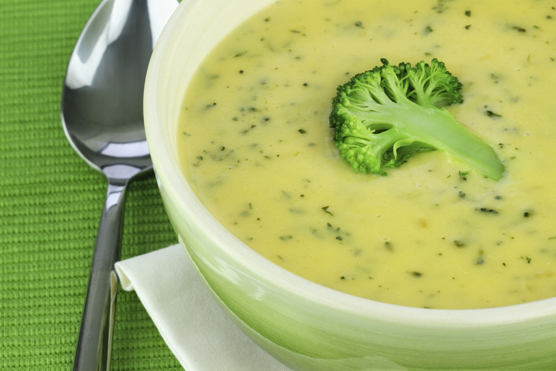 cream of broccoli soup with coconut milk cream of broccoli soup the ...
