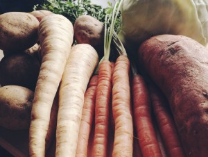 Do you know your winter veggies?