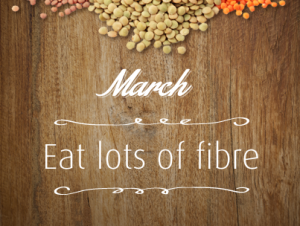 Fibre is your friend!