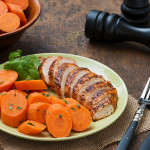 Warm Carrot Salad