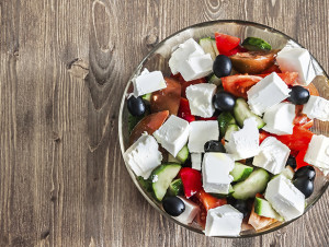 5 Ingredient Salads
