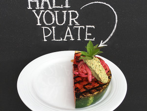 HYP.Grilled Watermelon Steak