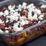 Beet Top and Chard Casserole