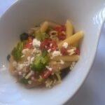 Mediterranean Clam Pasta Salad