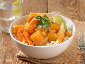 Root Vegetable Coconut Curry