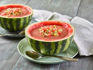 Watermelon Crunch Smoothie Bowl