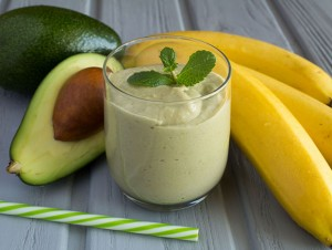 Avocado Smoothiw