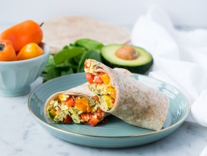 5 Ways to include veggies at breakfast
