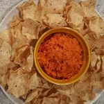 Spicy Pickled Carrot Salsa