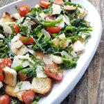 Grilled Rapini Salad