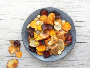 Root Vegetable Chips
