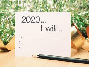 3 Tips to Stick to Your 2020 New Year's Resolution