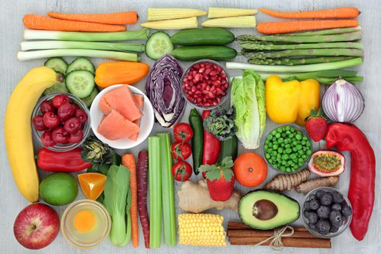 Eating fruits and vegetables for healthier digestion - Half Your Plate